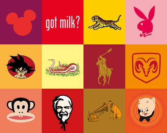 Thank You Logo Animation Famous Animal-based Logos